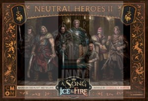 A Song Of Ice And Fire - Neutral Heroes #2