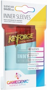 Gamegenic: KeyForge - Inner Sleeves