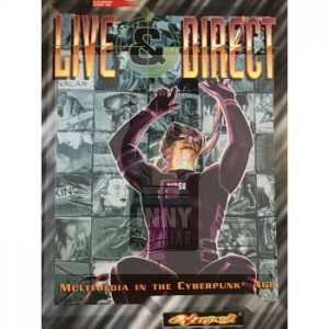 Cyberpunk: Live and Direct - EN