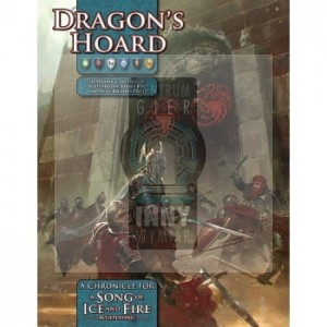 A Song of Ice and Fire Dragon's Hoard - EN