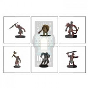 D&D Icons of the Realms - Monster Pack: Cave Defenders