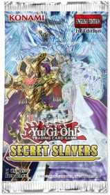 Yu-Gi-OH! TCG: Secret Slayers BOOSTER