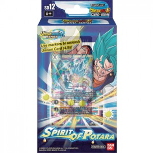 DragonBall Super Card Game - Starter Deck 12 Spirit of Potara