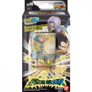 DragonBall Super Card Game - Starter Deck 14 Saiyan Wonder