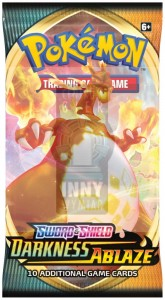POKEMON TCG: Sword & Shield 3 Darkness Ablaze Booster