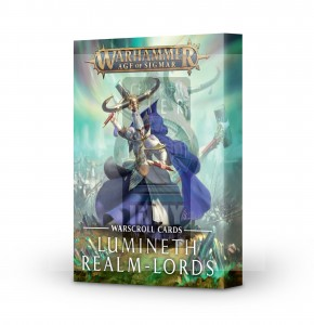WARSCROLL CR: LUMINETH REALMLORDS