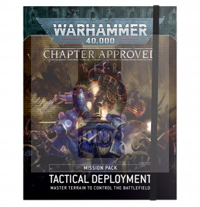 WARHAMMER 40K:TACTICAL DEPLOYMENT MISSION PACK