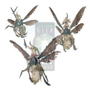Maggotkin of Nurgle: Plague Drones of Nurgle -> Gry Bitewne > Age of Sigmar > Chaos > Maggotkin of Nurgle