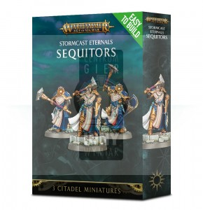 Stormcast Eternals: Easy to Build Sequitors