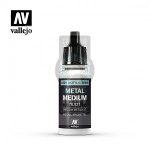Vallejo Technical 70.521 Metal Medium