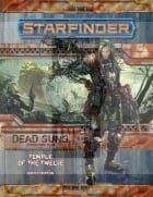 Starfinder RPG: Dead Suns Adventure Path 2 of 6 - Temple of the Twelve