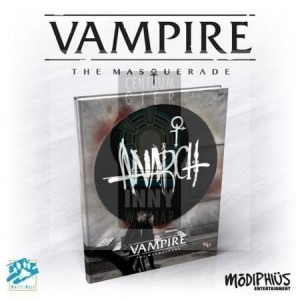 Vampire: The Masquerade 5th Ed Anarch Supplement + pdf