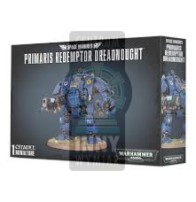 Space Marines: Redemptor Dreadnought