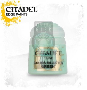 Citadel Edge: Gauss Blaster Green