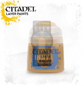 Citadel Layer: Balor Brown