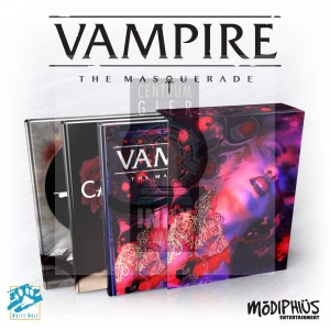 Vampire Masq Slipcase Set Books 5th +pdf