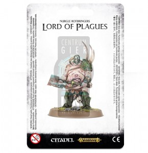Maggotkin of Nurgle: Lord of Plagues