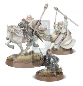 The Fellowship: Gandalf™ the White and Peregrin Took™