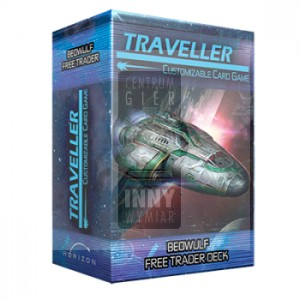 Traveller CCG Ship Deck Beowulf Free Trader Ship