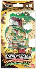 Dragon Ball SCG SD07 Shenron's Advent Starter Deck