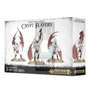 Flesh-Eater Courts: Crypt Horrors / Crypt Flayers /Vargheists / Haunter Courtier