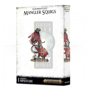 Loonboss on Mangler Squigs / Mangler Squigs
