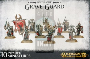 Legions of Nagash: Grave Guard