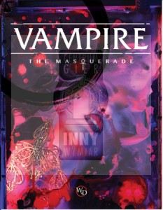 Vampire: The Masquerade 5th Ed Core Book  +pdf
