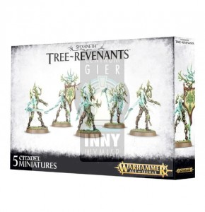 Sylvaneth Tree-Revenants / Spite