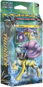 Pokemon TCG: Sun & Moon - Lost Thunder Theme Deck - Storm Caller (Raikou)
