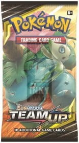 Pokemon TCG: S&M9 Team Up BOOSTER