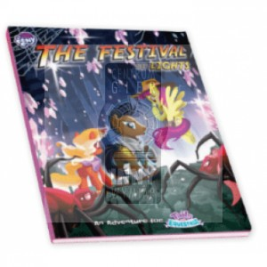 My Little Pony: Tails of EquestriaThe Storytelling Game - Festival of Lights