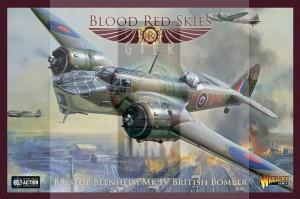 Blood Red Skies: British - Bristol Blenheim Mk IV Bomber