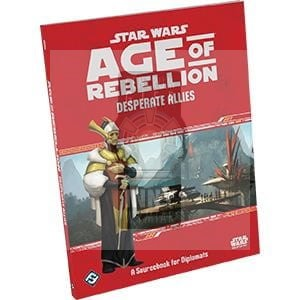 Age of Rebelion: Desperate Allies