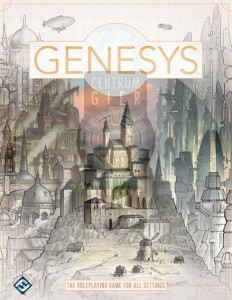 Genesys Core Rulebook Board Games