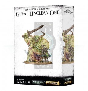 Maggotkin of Nurgle: Great Unclean One