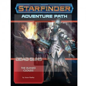 Starfinder RPG: Adventure Path The Ruined Clouds (Dead Suns 4 of 6