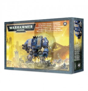 Space Marines: Venerable Dreadnought