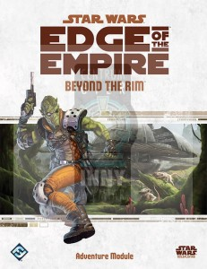 Star Wars Edge of the Empire Beyond The Rim