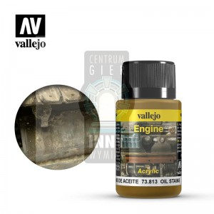 Vallejo Weathering Effects:  Oil Stains