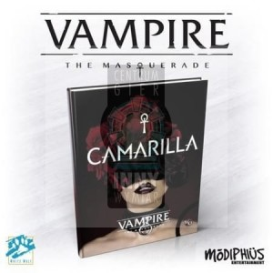 Vampire: The Masquerade 5th Ed Camarilla Supplement  +pdf