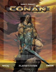 Conan Player's Guide: Conan RPG Supp. + PDF