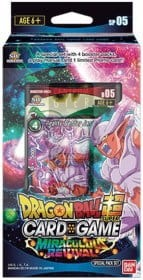 Dragon Ball SCG S5 Miraculous Revival Special Pack