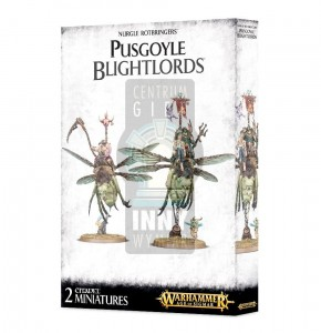 Maggotkin of Nurgle: Pusgoyle Blightlords