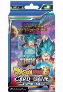 Dragon Ball SCG S1 Starter Deck The Awakening