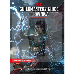 D&D Guildmaster Guide to Ravnica