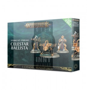 Stormcast Eternals:  Easy to Build: Celestar Ballista