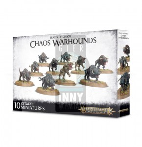 Beasts of Chaos - Chaos Warhounds