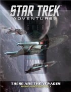 Star Trek Adventures RPG: These are the Voyages - Volume 1