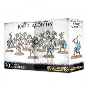 Disciples of Tzeentch  - Kairic Acolytes